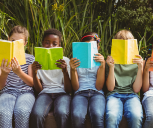 Read more about the article 6 Ways To Fit Kids Reading Into Busy Family Life